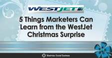 5 Things Marketers Can Learn from the WestJet Christmas Surprise