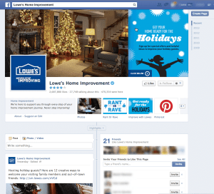 How Lowe's Is Creating an Engaging Customer Experience SoLoMo  Lowes7-300x272