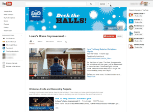How Lowe's Is Creating an Engaging Customer Experience SoLoMo  Lowes9-300x220