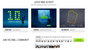 SoLoMo Best Practices - Nike Case Study SoLoMo  LatestNikeActivity-300x170