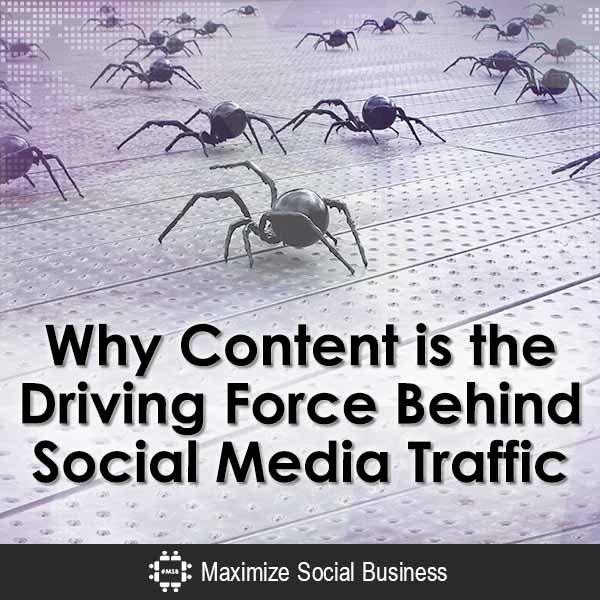 Why Content is the Driving Force Behind Social Media Traffic Social Media Traffic Generation  Why-Content-is-the-Driving-Force-Behind-Social-Media-Traffic-V2