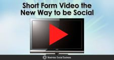 Short Form Video is the New Way to be Social