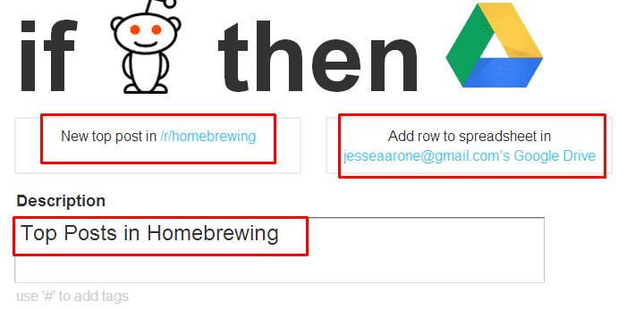 Brand Management and Social Media Monitoring Hacks for reddit Reddit  ifttt-homebrewing