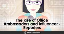 The Rise of Office Ambassadors and Social Media Influencers