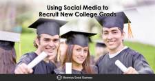Using Social Media to Recruit New College Grads