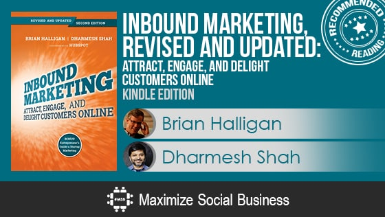 The Ultimate Best 61 Social Media Books List [Always Updated!] Social Media Books  Inbound_Marketing_Revised_and_Updated