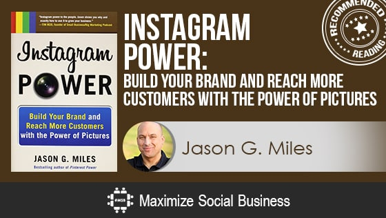 The Ultimate Best 61 Social Media Books List [Always Updated!] Social Media Books  Instagram_Power_Build_Your_Brand_and_Reach_More_Customers_with_the_Power_of_Pictures