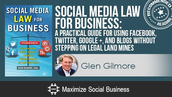 The Ultimate Best 61 Social Media Books List [Always Updated!] Social Media Books  Social_Media_Law_for_Business