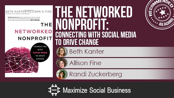 The Ultimate Best 61 Social Media Books List [Always Updated!] Social Media Books  The_Networked_Nonprofit