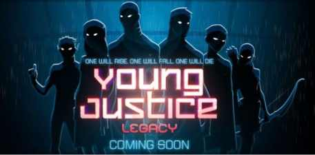 Young Justice Coming Soon