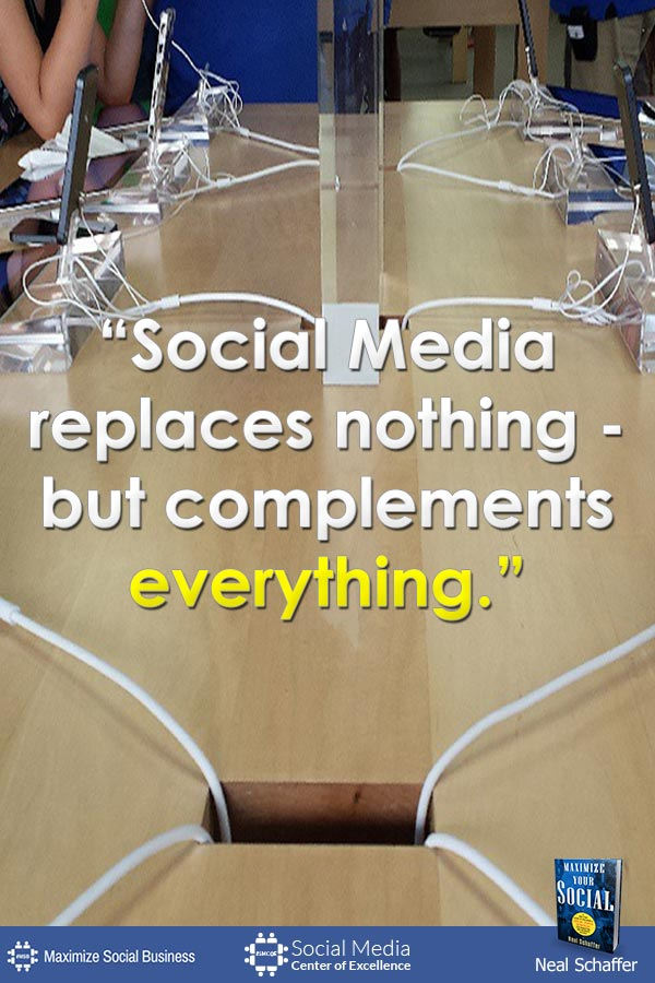 My Top 25 Social Media for Business Quotes Social Media Quotes  social-media-doesnt-600x900-100k