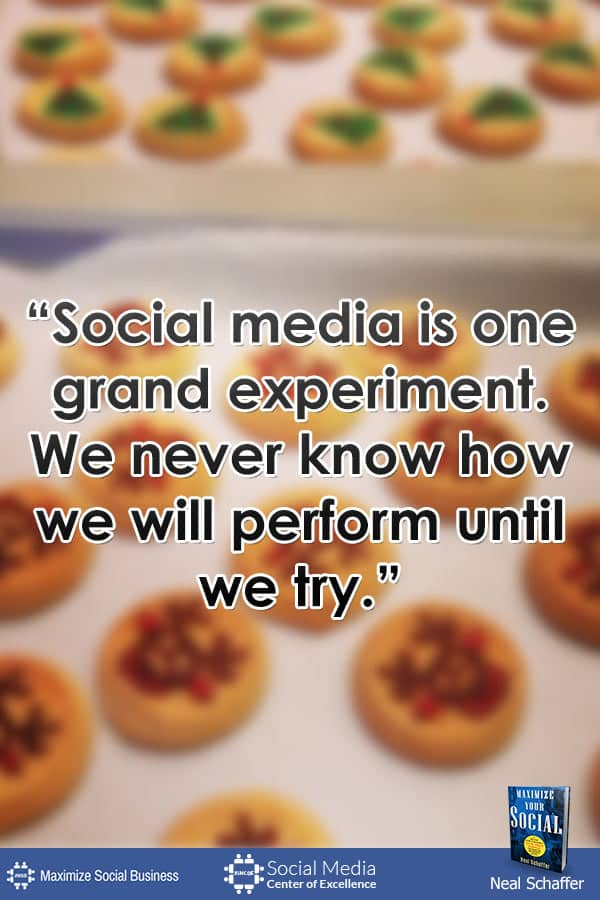 My Top 25 Social Media for Business Quotes Social Media Quotes  social-media-is-one-grand-experiment-600x900-100k