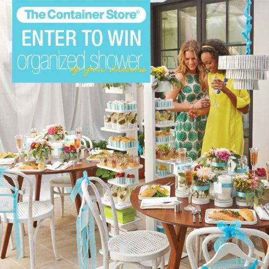 The Container Store Pinterest Contest