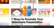7 Ways to Promote Your Slideshare Presentation