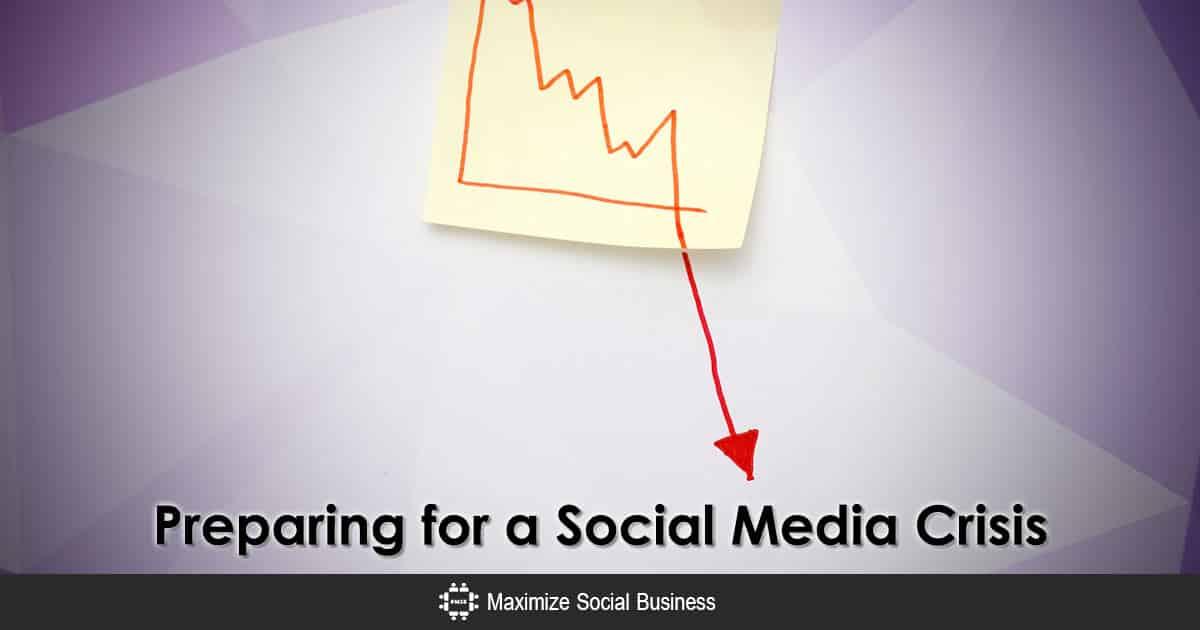 How to Prepare for a Social Media Crisis