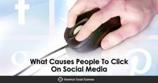 What Causes People To Click On Social Media?