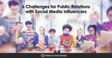 6 Challenges for Public Relations with Social Media Influencers
