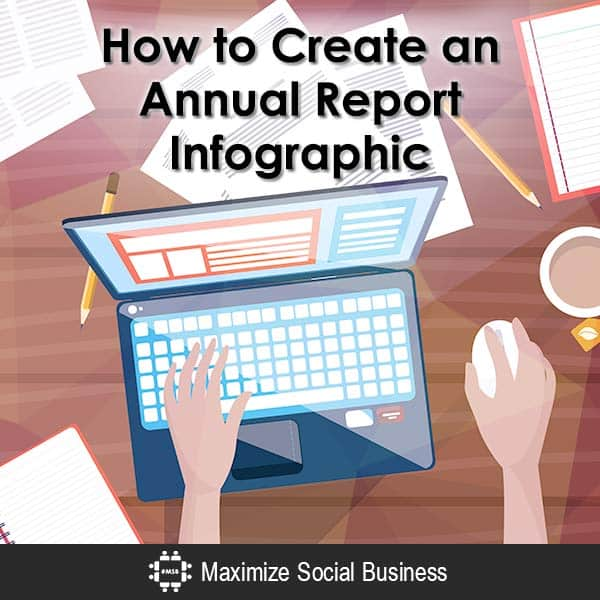 How to Create an Annual Report Infographic Infographics  How-to-Create-an-Annual-Report-Infographic-600x600-V3