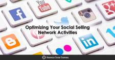 Optimizing Your Social Selling Network Activities