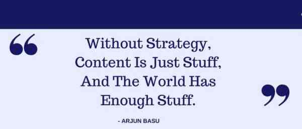 Importance of Content Strategy