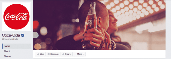 6 Fundamental Components You Need To Get Your Facebook Page Right Facebook  Coca-cola-cover-image-600x210