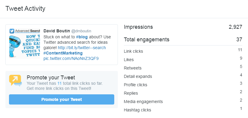 How to Get More Engagement on Twitter - 3 Elements of an Effective Tweet Twitter  how-to-get-more-twitter-engagement-advanced-search-tweet-analytics