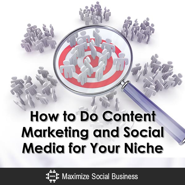 How to Do Content Marketing and Social Media for Your Niche Content Marketing  How-to-Do-Content-Marketing-and-Social-Media-for-Your-Niche-600x600-V1