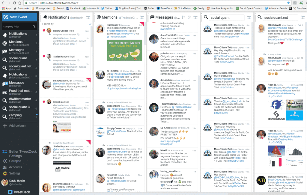 How to Use TweetDeck to Manage and Grow Your Business on Twitter Twitter  tweetdeck-1024x651
