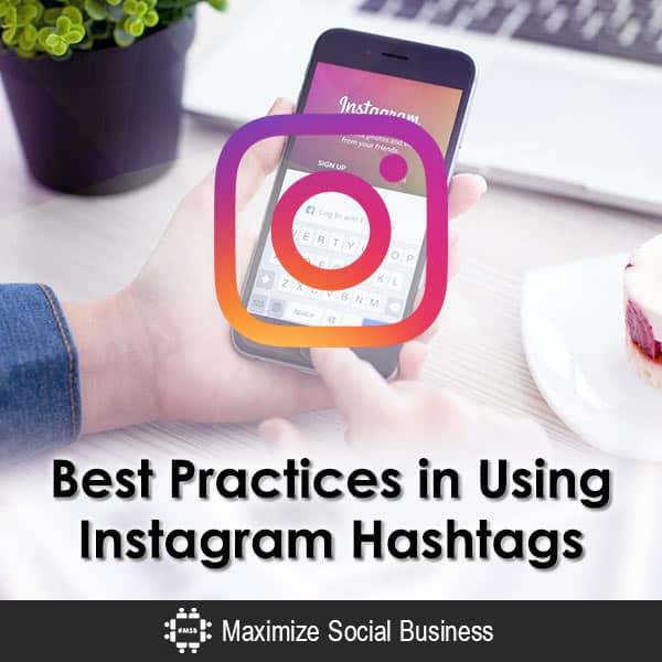 Best Practices in Using Instagram Hashtags