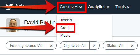 How to Send a Tweet with a Clickable Image Twitter  access-twitter-cards