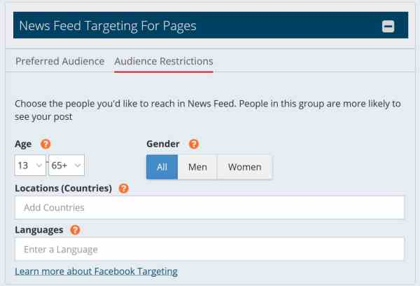6 Reasons Why Your Social Media Agency Needs MavSocial Uncategorized  facebook-targeting-mavsocial-600x408