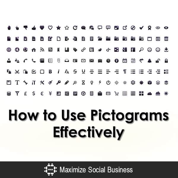 How to Use Pictograms Effectively Infographics  How-to-Use-Pictograms-Effectively-600x600-V3