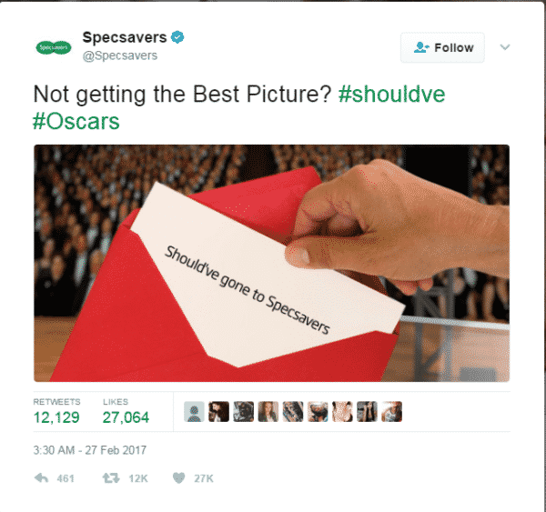 Social Media for PR: Effective Strategies That Work Public Relations  specsavers-tweet1-600x563