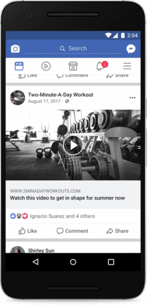 Facebook Clickbait - Video