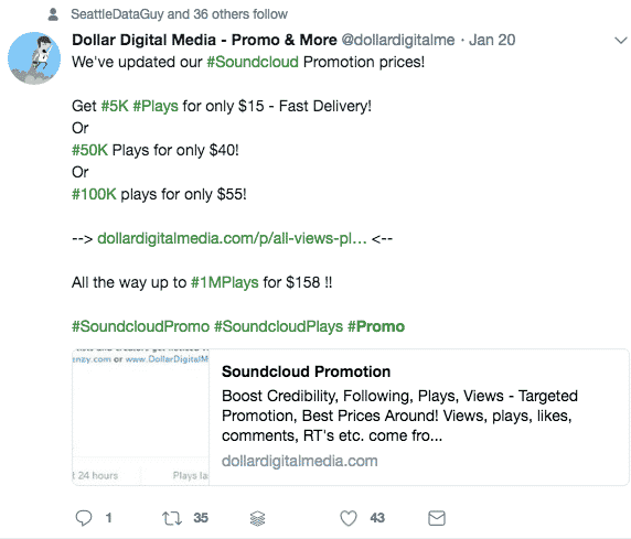 How to Promote Your Ecommerce Store's Promo Codes on Social Media Social Media for Ecommerce  image3