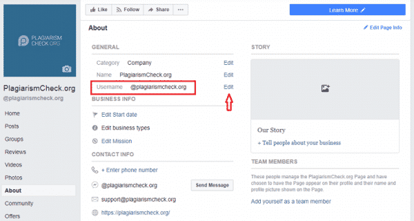 The Latest Trends of Facebook Business Page Optimization Facebook  11-1-600x320