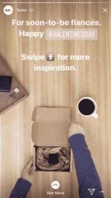 10 e-Commerce Brands Using Instagram Stories Effectively Instagram  image25-337x600