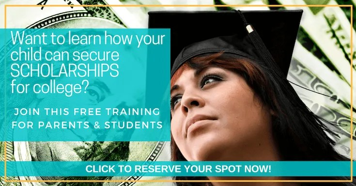 Learn About College Scholarships Webinar