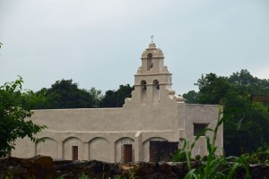Mission San Juan Capistrano.