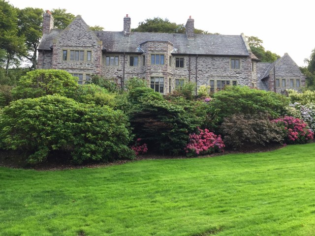 Historic Ard na Sidhe Country House in Ireland.