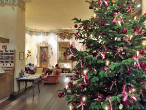 A Bavarian Christmas at the Hotel Excelsior, Munich.