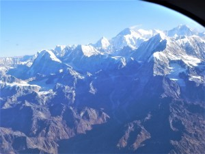 Mt. Everest and the Himalayan Mountains