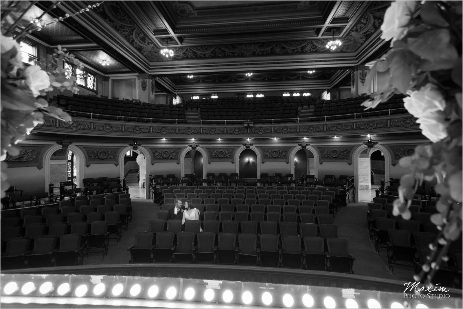 Cincinnati Music Hall Wedding Roebling Bridge pictures