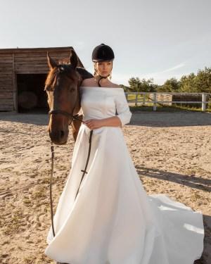 Monique Wedding dress Ariamo