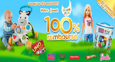 mattel p ques 2017 votre jouets 100 rembours s maximum chantillons. Black Bedroom Furniture Sets. Home Design Ideas