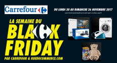 Carrefour Black Friday : Les Hypers Promos du 20 Novembre au 26 Novembre 2017