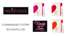 Échantillon Gratuit Parfum Ready to Love de Manish Arora