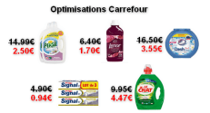 Carrefour : Promotions et optimisations (Du 19 Juin 2018 au 25 Juin 2018)