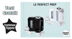 Tommee Tippee Test Gratuit : Perfect Prep Tommee Tippee