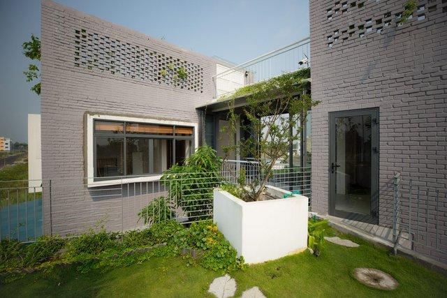 У В'єтнамі створили ідеальний дім, де кожен з сім'ї живе окремо - фото 360475